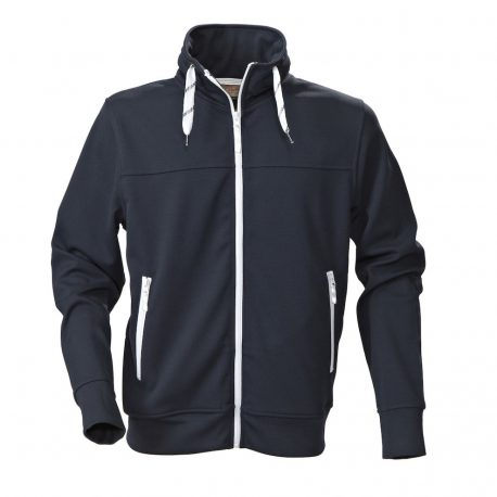 Printer Jog Sporty Sweatshirt marine