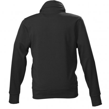 Printer Jog Sporty Sweatshirt zwart