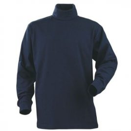 Printer Rollerneck T-shirt L/S