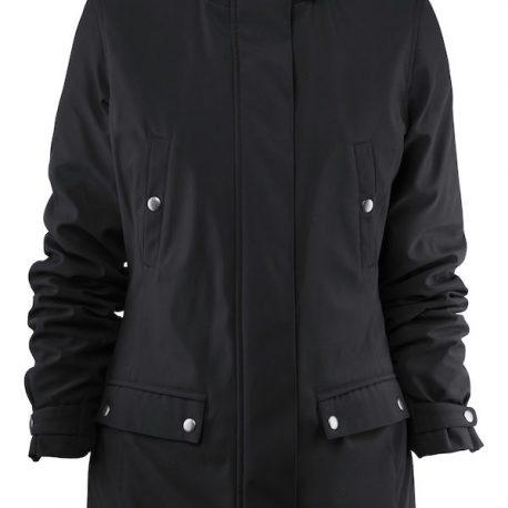 Slope Lady Jacket zwart