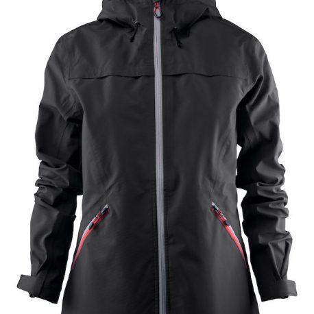 Team Lady Jacket zwart