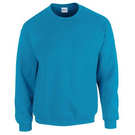 Heavy Blend Adult Crewneck Sweatshirt ANTIQUESAPPHIRE
