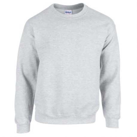 Heavy Blend Adult Crewneck Sweatshirt ASH