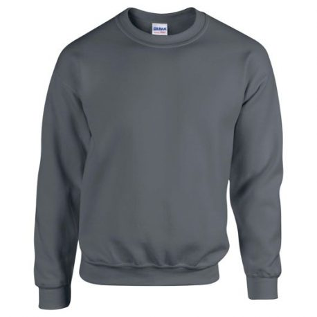 Heavy Blend Adult Crewneck Sweatshirt CHARCOAL