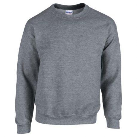 Heavy Blend Adult Crewneck Sweatshirt GRAPHITEHEATHER