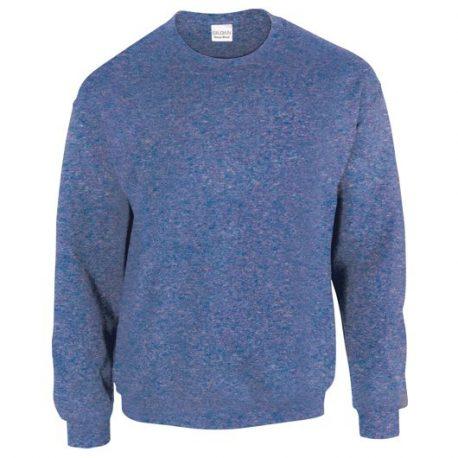 Heavy Blend Adult Crewneck Sweatshirt HEATHERSPORTROYAL