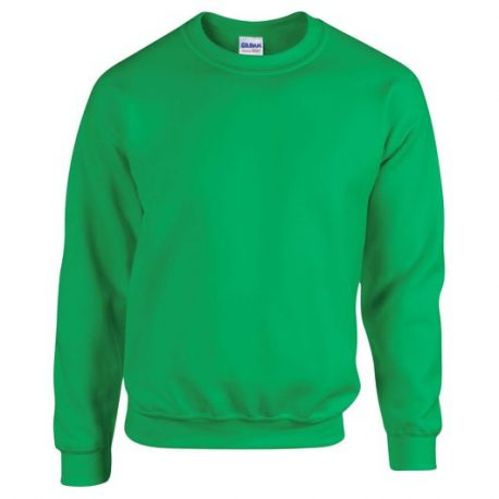Heavy Blend Adult Crewneck Sweatshirt IRISHGREEN