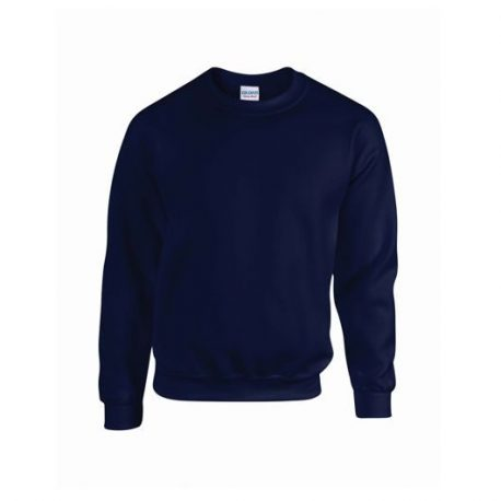 Heavy Blend Adult Crewneck Sweatshirt NAVY