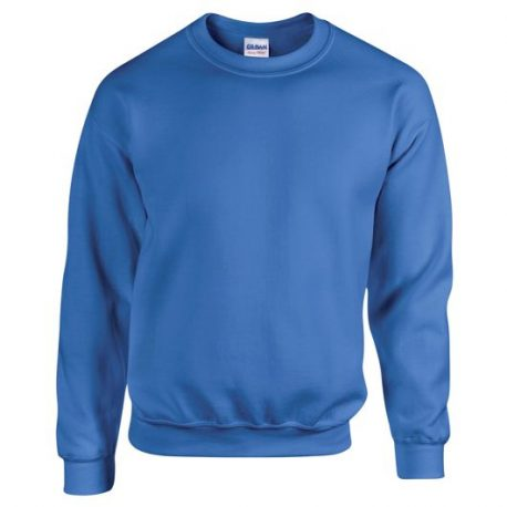 Heavy Blend Adult Crewneck Sweatshirt ROYALBLUE