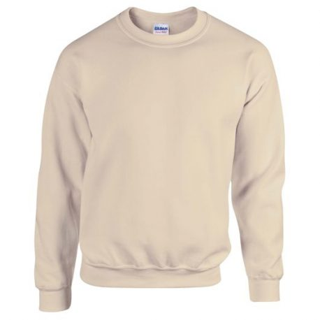 Heavy Blend Adult Crewneck Sweatshirt SAND