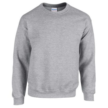 Heavy Blend Adult Crewneck Sweatshirt SPORTGREY