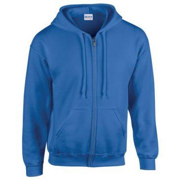 Gildan Heavy Blend® Adult Full Zip Hooded Sweatshirt