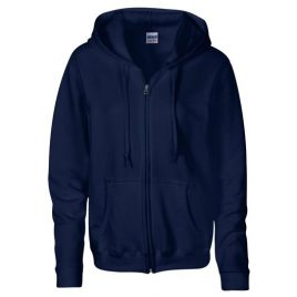 Gildan Heavy Blend®  Ladies' Full Zip Hooded Sweatshirt
