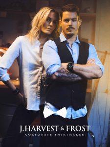 J. Harvest & Frost sportkleding