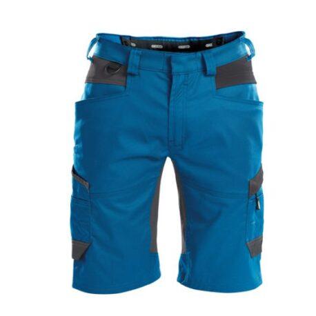 dassy axis azuurblauw. antracietgrijs
