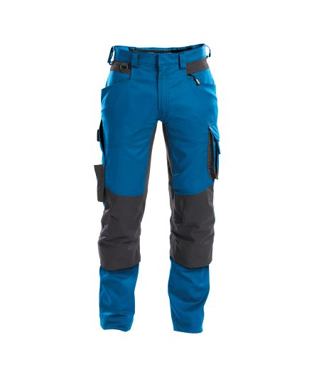 dynax_work-trousers-with-stretch-and-knee-pockets_azure-blue-anthracite-grey_front