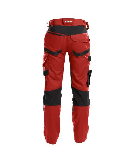 dynax_work-trousers-with-stretch-and-knee-pockets_red-black_back