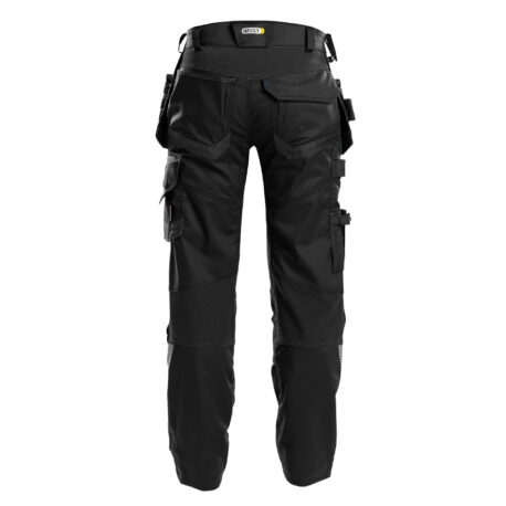 flux_work-trousers-with-stretch,-holster-and-knee-pockets_black_back