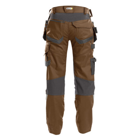 flux_work-trousers-with-stretch,-holster-and-knee-pockets_clay-brown-anthracite-grey_back
