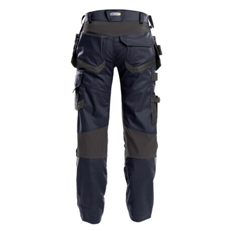 flux_work-trousers-with-stretch,-holster-and-knee-pockets_midnight-blue-anthracite-grey_back