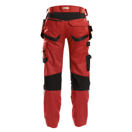 flux_work-trousers-with-stretch,-holster-and-knee-pockets_red-black_back