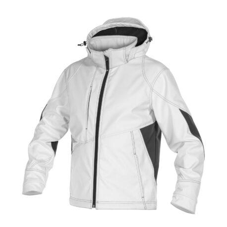 gravity_softshell-jacket_white-anthracite-grey_front