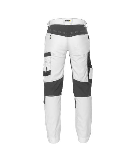 helix-painters_painter-trousers-with-stretch_white-anthracite-grey_back