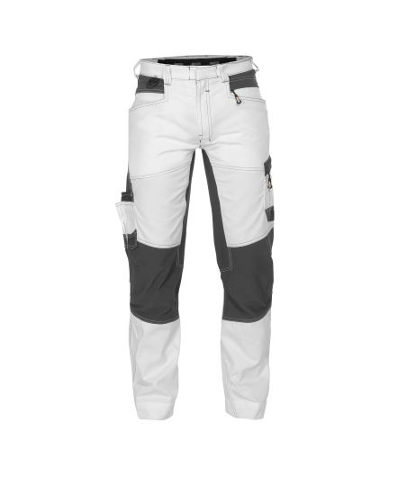helix-painters_painter-trousers-with-stretch_white-anthracite-grey_front