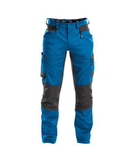 helix_work-trousers-with-stretch_azure-blue-anthracite-grey_front