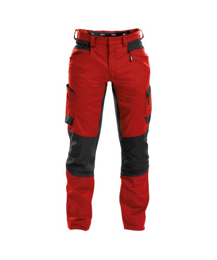 helix_work-trousers-with-stretch_red-black_front