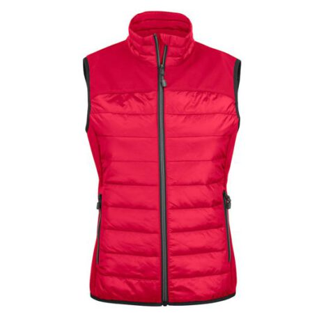 expedition vest lady rood