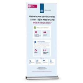 preventie roll up banner