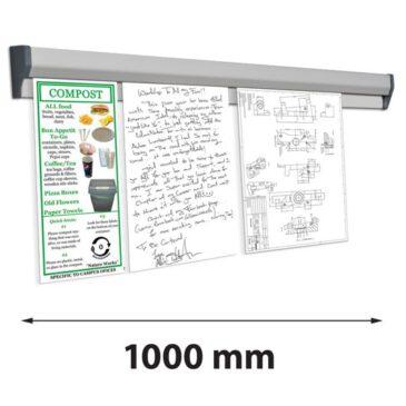 Fast Note profielen, lengte 1000 mm