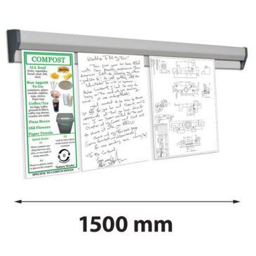 Fast Note profielen, lengte 1500 mm