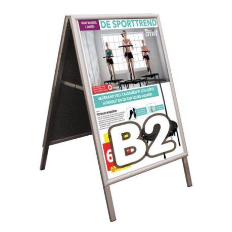 stoepbord standaard b2