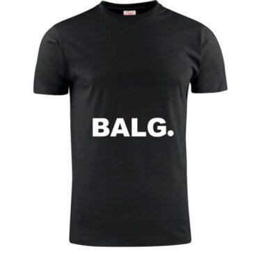 T-shirt balg.