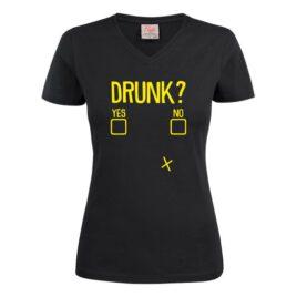 T-shirt Drunk