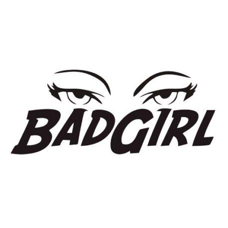 tekst badgirl