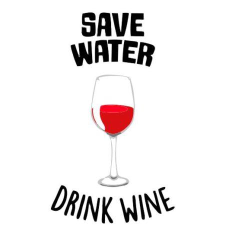 tekst save water