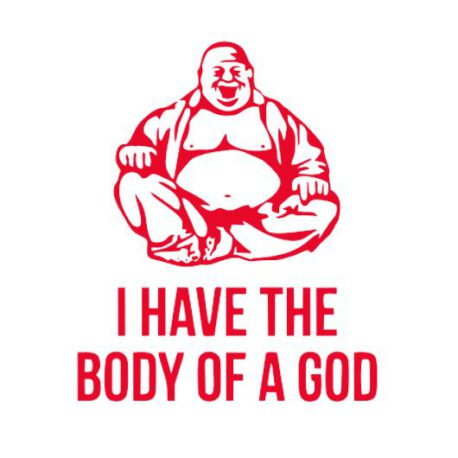 heren body of a god logo