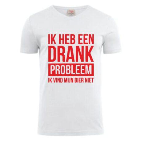 heren drank probleem wit