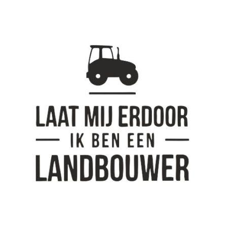 heren ik ben landbouwer logo