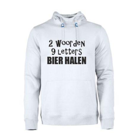 heren hoodie 2 woord 9 lett