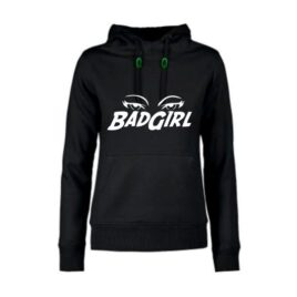 dames hoodie Badgirl