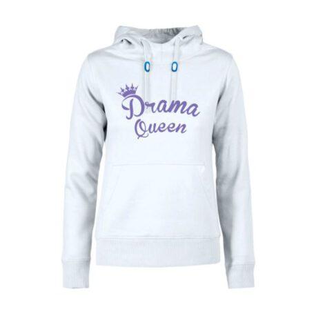 hoodie dames drama queen