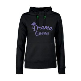 dames hoodie Drama Queen