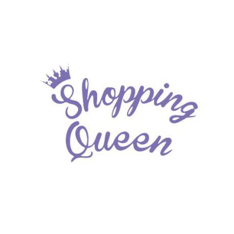 hoodie dames shopping queen tekst