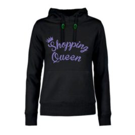 dames hoodie Shopping Queen