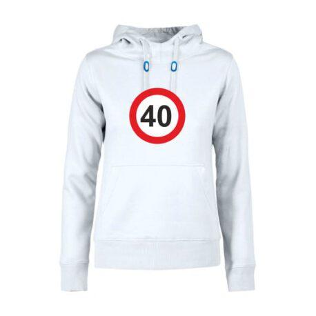 dames hoodie 40
