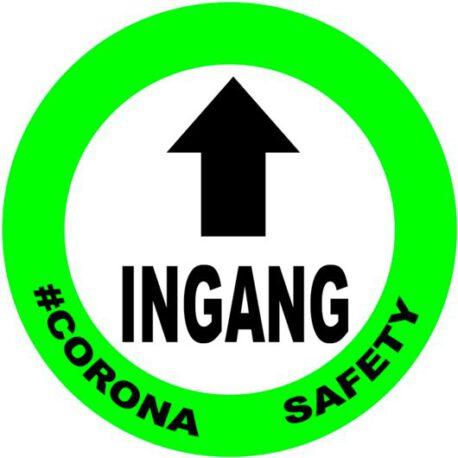 ingang corona safety